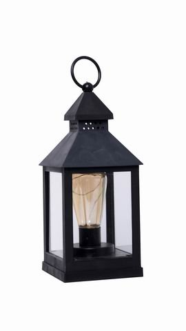 Hosley LED Lantern - 9.5 High. Ideal Gift for Weddings, Festivities, Parties, Aromatherapy and Spa Settings P2 HG Global
