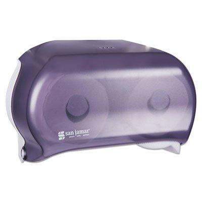 Dispenser Versatwin Standard Tissue - SJMR3600TBK - San Jamar Versatwin Tissue Dispenser