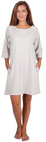 100% Cotton Nightshirt - 1