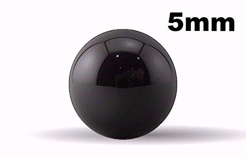 Ceramic Silicon Nitride Bearing (5Mm Si3N4 Silicon Nitride Ceramic Ball Bearings G5-10 Balls)