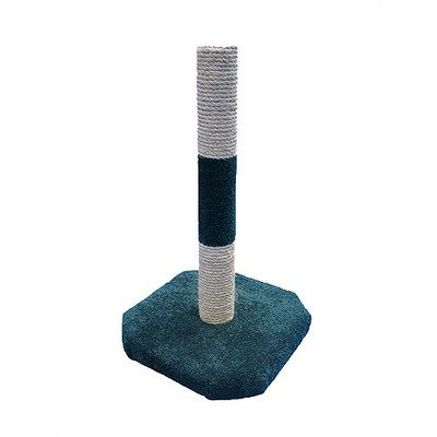 Tall Sisal Scratching Post Color: Brown, My Pet Supplies