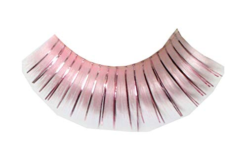 Eulenspiegel Wimpern EULC001301 Eye Lashes, Pink]()