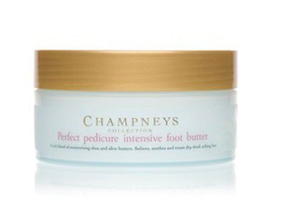 CHAMPNEYS Perfect Pedicure Intensive Foot Butter 200ml