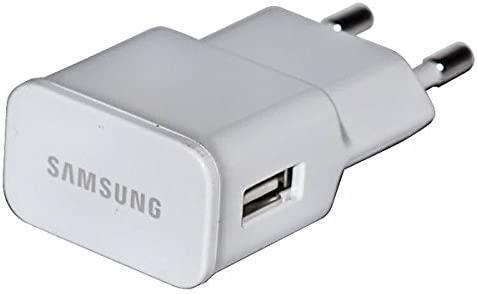 Samsung ETA-U90EWEGSTD - Cargador y cable de datos para Samsung Galaxy Note 4, color blanco