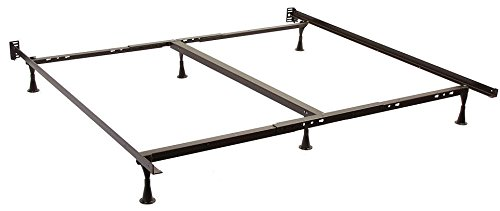 Crave Adjustable Bed Frame - (Twin) - Made in the USA, Premium Quality Mattress Bed Frame