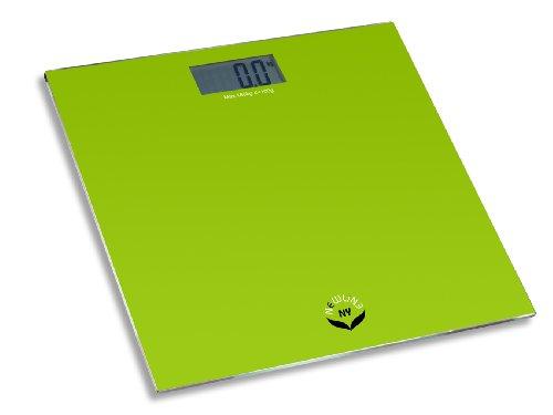 NewlineNY Auto Step On Digital Bathroom Scale - SBB0818-GN (Green) by NewlineNY