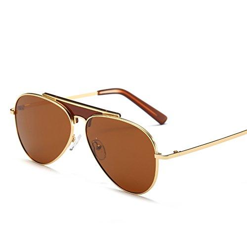 Gafas C4 C2 para Mujer Polarizadas para 400 Protección De Hombre UV Sol Aviator AqrS67Aw