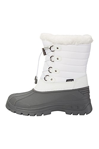 IsoGrip Neve Doposci Stivali Alto Whistler Warehouse Donna Mountain Bianco XqYaf
