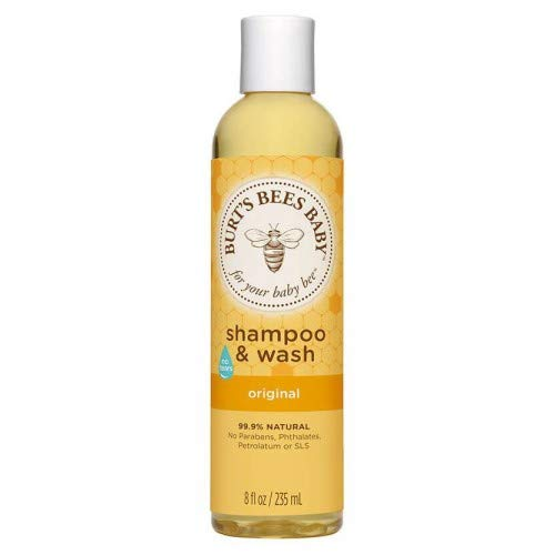 Burt's Bees Shampoo & Wash Tear-Free Original, 8 Oz