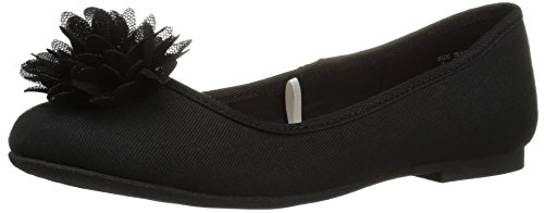 The Children's Place Girls' E BG UNI Kayla Uniform Dress Shoe, Black, 4 Youth US Big Kid (Footwear Youth Black)