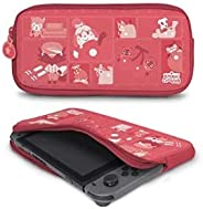 Controller Gear Protective Portable Neoprene Travel Carry Case Compatible with Nintendo Switch and Switch Lite