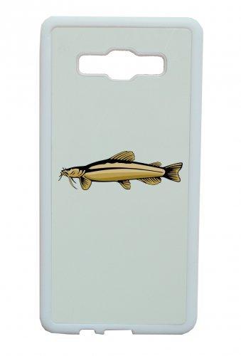 """Smartphone Case Apple IPhone 7 """"Fisch Schwertfisch Goldfisch Barsch"""" Spass- Kult- Motiv Geschenkidee Ostern Weihnachten"""