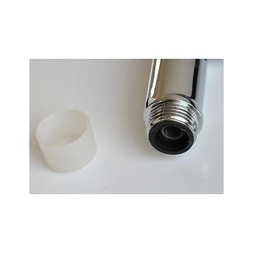 on sale HanMei Toilet Hand Held Bidet Shattaf Sprayer Without Holder And Hose Chrome PoliseCopper wash basin faucet