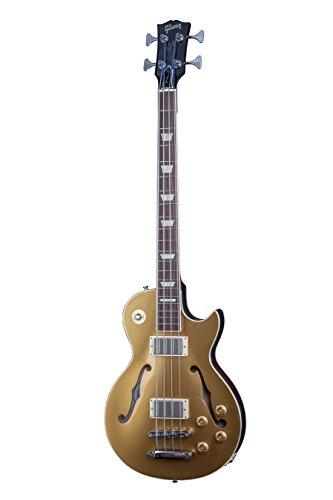 Gibson Memphis BALP16GTNH1 4-String Bass Guitar, Goldtop