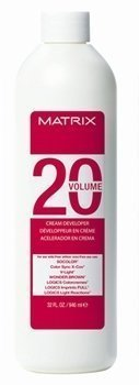 Matrix Solite 20 Volume Developer - 16 oz by MATRIX