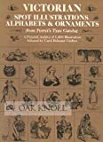 Victorian Spot Illustrations, Alphabets and Ornaments (Dover Pictorial Archive Series)
