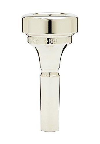 Denis Wick DW5881-4BW Silver-Plated Cornet Mouthpiece