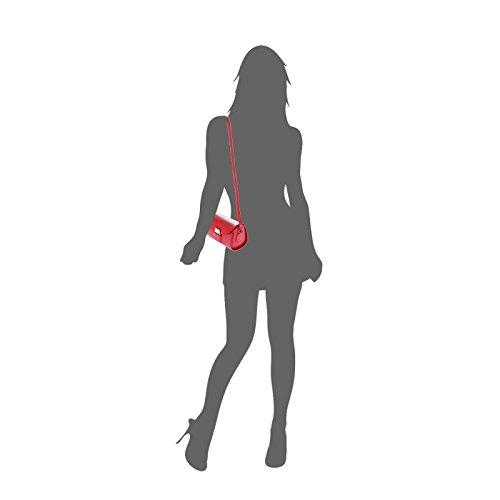 FURLA , Damen Umhängetasche rot Ruby