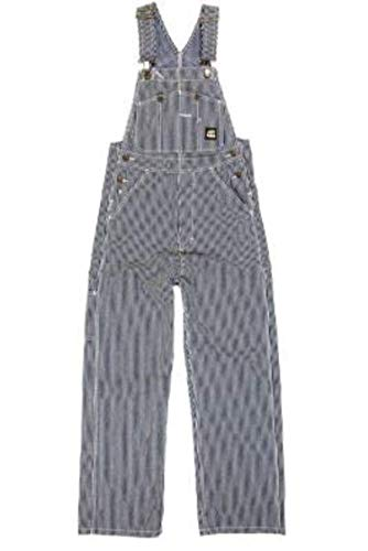 (Work Bundle: Berne Original Unlined Bib Hickory Stripe 34X32 / R & Hammer Hook)