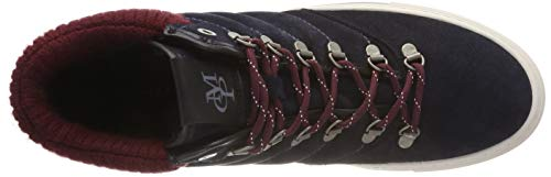 Marc Boot O'Polo Hautes Black Blau Homme Baskets 501 Navy OrOHq