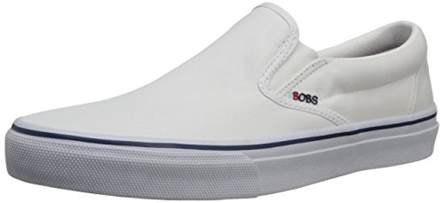 Bobs De Skechers Mujeres The Hombresace Good Times Fashion Sneaker Blanco