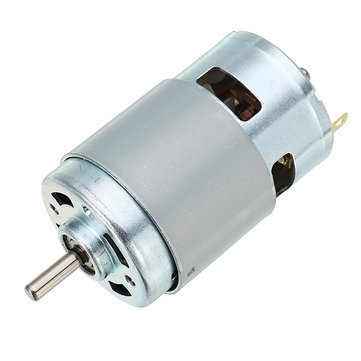 Mechanical Parts Motor - 775 Motor 12V 10000rpm Motor Double Bearings 150W Large Torque High Power Motor - 1 x 775 Motor
