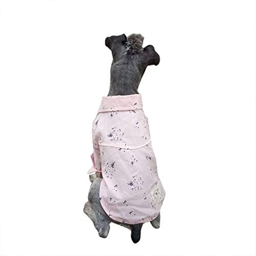 Gogoodgo Pet Dog Clothes Girl Dog Shirts Puppy Summer T Shirt for Small Dogs
