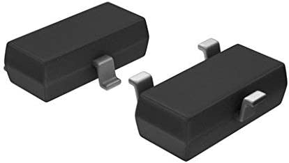UIOTEC (Pack of 10) CMPSH-3CTR SOT-23 SC-59 Marking DB2 Schottky Barrier Diode 1 Pair Common Cathode
