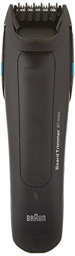 Braun BT5050 Beard Trimmer for Men with 25 Length Settings for Precision,...