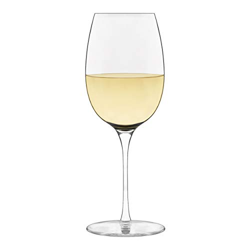 Libbey Signature Kentfield Classic White Wine Glasses, Set of 4
