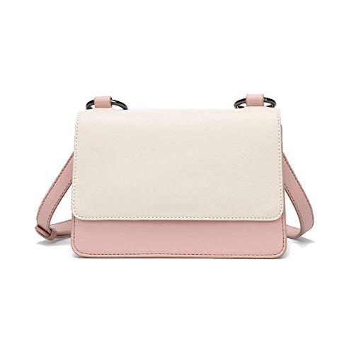 Pink Versione Quadrata Semplice Moda Da Borsa Temperamento Elegante Yxpnu Piccola Coreana Selvaggia Donna qCOfRB7w