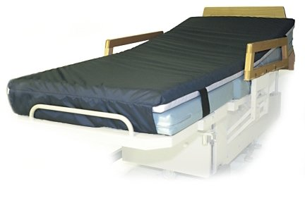 Comfort Pad, Egg crate foam with vinyl cover and mattress...