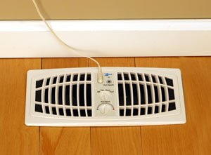 Lux The AirFlow Breeze Home Heating/Cooling System (Brown) (Fits 4
