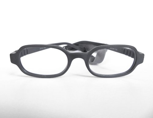 Kids Bright Eyes - Dark Gray Square Frame 39-15-115 by Kids Bright Eyes