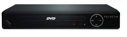Proscan Compact HDMI DVD Player and Up-Convert