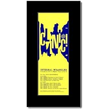 CLINIC - Internal Wrangler Mini Poster - 28.5x10cm