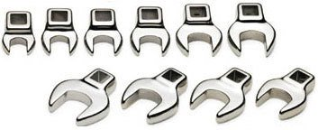 UPC 789610100637, SAE Crowsfoot Wrench Set