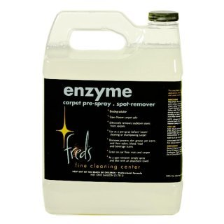 Fred's Enzyme Carpet Pre-Spray Spot Remover Gallon