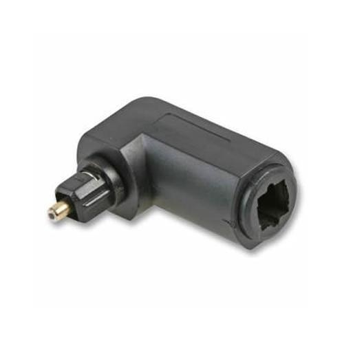 4 opinioni per Cable-Tex- Connettore a 90 gradi per cavo ottico audio TOSlink