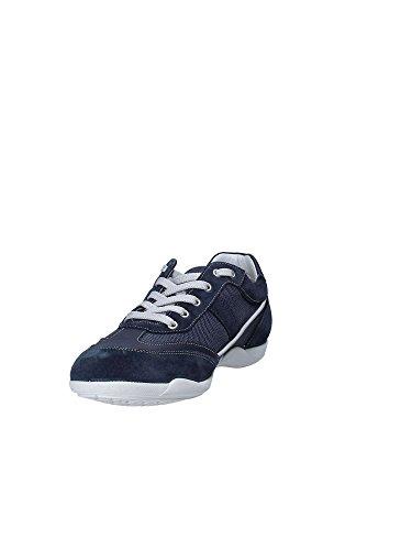 amp;CO 42 1118 Blu Uomo Sneakers IGI qA7wBvx6