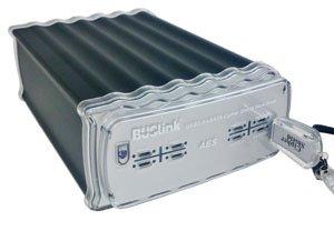 Buslink CSX-28TRU3 Ciphershield 28TB RAID 0 FIPS 140-2 512-Bit AES USB 3.0/eSATA Hardware Encrypted External Desktop Hard Drive