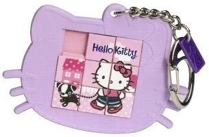 Hello Kitty Puzzle Keychain ()