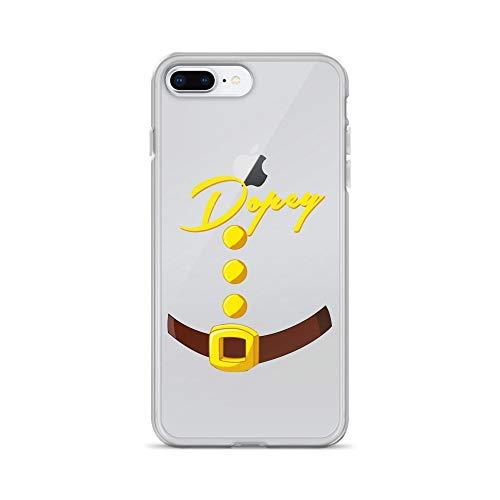 Child Midget Apple Costumes - iPhone 7 Plus/8 Plus Pure Clear
