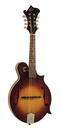 The Loar LM-590-MS Contemporary Series F-Style Mandolin by The Loar