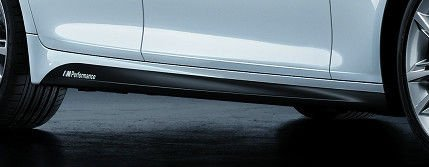 Amazoncom BMW F F Series M Performance Rocker Panel - Bmw rocker panel decals