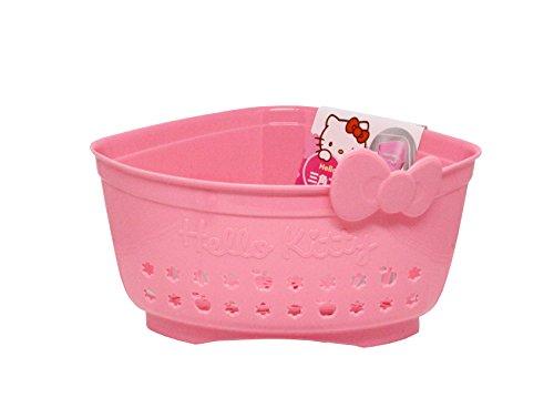 Hello Kitty Sanrio Pink Food Strainer Corner Sink Basket by Sanrio JP