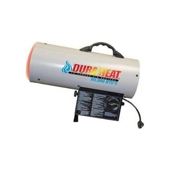 Amazon Com Dura Heat Propane Forced Air Heater White