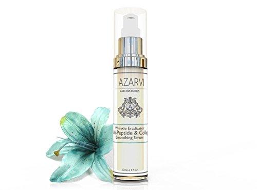 5 Peptide & Collagen Arginine Smoothing Serum. For Deep Wrinkles, Under-Eye Circles, Sagging Skin, Size 50mL