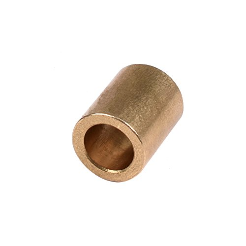Self-lubricating Copper Sleeve 8x12x15mm Bearings Slide 3D Printer Accs Metallurgy Bushing Brass Parts Pack of 5