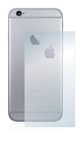 upscreen Scratch Shield Pellicola Protettiva Apple iPhone 6S Plus Posteriore (superficie centrale + LogoCut) Protezione Schermo – Trasparente, Anti-Impronte